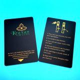 Scheda chiave di marchio dell'hotel classico su ordinazione di stampa MIFARE 1K RFID