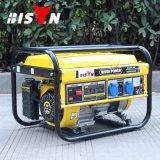 Bison (Chine) BS2500h 2kw 2kv Générateur portable 220V 60Hz AC Monophasé Petit générateur d'essence à usage domestique