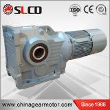 Fabricante profissional de Gearmotors chanfrados helicoidais da série do Kc para a máquina