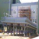 Bâti en acier pour l'échangeur de chaleur refroidi par air pour la raffinerie