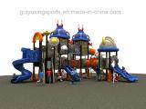 Yarda múltiple/escuela Park//Restaurant Playgr de la nueva de la selva serie de la aventura