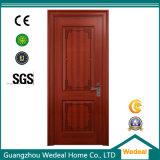 Porte en bois d'acajou de placage de qualité pour des Chambres
