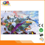 Het goedkope Lege Rechte Ontspruitende Kabinet van de Machine van het Spel van de Vogel van Vissen