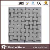 さまざまな形の内壁の床のための大理石のモザイク・タイル