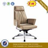 알루미늄 기본적인 행정상 조정가능한 가죽 두목 사무실 의자 (HX-NH004)