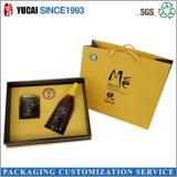 Productos de protección del cabello Caja de embalaje de papel y bolsa