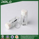 Mini freie Glasflasche mit nagellack-Flasche der Nagellack-Pinsel-Schutzkappen-3ml achteckiger geformter Glasfür Nagellack-Beispielgebrauch
