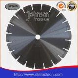 Hoja de sierra silenciosa del láser: 300 mm Hoja de sierra de diamante