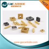Вставки карбида вольфрама Indexable для вырезывания CNC