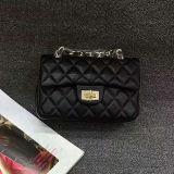 Nuova tendenza sacchetto classico di cuoio Emg5104 delle signore della borsa di stile del sacchetto di spalla di piccolo