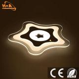 星のアクリル2835 LEDチップによって取付けられる水晶LEDの天井灯