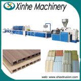 Profil-Produktionszweig /PVC-Strangpresßling-Maschine des Qualität Belüftung-hölzerner PlastikWPC