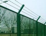 Cerco de segurança da cerca da ligação Chain de cerca de segurança industrial com alta qualidade