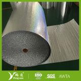 Isolation de clinquant de bulle/toit en aluminium Sarking de clinquant de bulle et emballage de mur