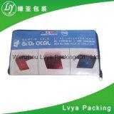 Kundenspezifische Silkscreen-Drucken-Griff-Art bereiten nicht gesponnenen Beutel auf