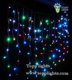 OEM 크리스마스 훈장 LED 고드름 빛