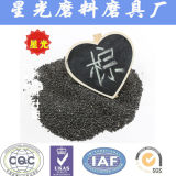 Medias de soufflage de sable de granulation de l'oxyde d'aluminium 120 de Brown