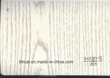 Clinquant en bois de PVC Deco des graines pour la presse chaude Bgl031-036 de meubles/Module/stratifié de porte/membrane de vide