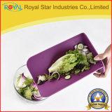 Het Mes van de hoogste Kwaliteit 3PCS dat met het Scherpe Keukengerei van de Raad wordt geplaatst (RYST031C)