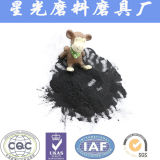 Poudre de carbone activée en bois pour la décoloration de la médecine