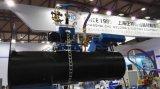 gas eléctrico portable oxiacetilénico/corte del tubo de la llama del combustible y máquina que bisela