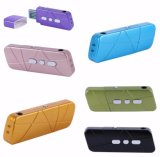 Mini jogador de música novo do MP3 do metal do esporte do cartão do TF da sustentação do USB 2.0 MP3 Media Player