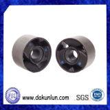 Roda excêntrica de alumínio personalizada fábrica da elevada precisão não padronizada