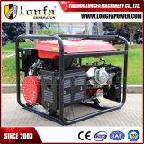 Générateur refroidi à l'air d'essence de soudure de Shw300e 614cc avec du ce