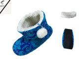2つのカラー冬の屋内靴(RY-SL1672)