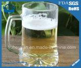 400ml de eenvoudige Loodvrije Transparante Dik gemaakte Bodem van het Bier Kop