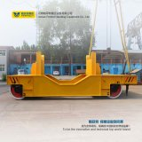 carro de transferência da concha 10t com sistema de levantamento hidráulico nos trilhos