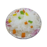 Arroz Konjac blanco de Soluable del agua y arroz inmediato de Shirataki