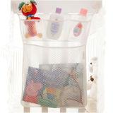 Bad-Spielzeug-Organisator mit mehrfachen Taschen + Prämie von 4 Hochleistungsverschluss-Absaugung-Cup
