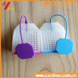 Il calore su ordinazione resiste alla bustina di tè in maniera fidata del silicone