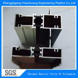 Formo la tira termal de la rotura de la poliamida de 32m m para la ventana de aluminio