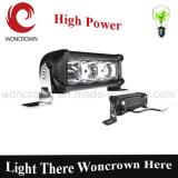 30W 4D 7inch mais recentes lâmpadas de linha LED Strip Light Best Offroad SUV LED Light Bar