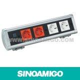 De Adapter van de Contactdoos van de Macht van het Punt van Sinoamigo