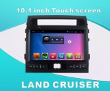 Android System Car DVD Player para Land Cruiser Tela sensível ao toque de 10,1 polegadas com GPS / WiFi / Bluetooth