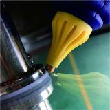 O solenóide amarelo descasca o injetor de colagem quente do derretimento, injetor de colagem quente, injetor de colagem industrial 60W