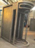 Shell externo de la atmósfera, metal de hoja de la precisión