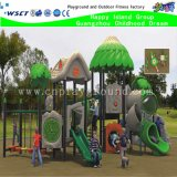 Cheap New Desing Playground Slide on Stock (M15-0008)