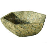 Black/White/Yellow/Grey Natural Stone Granite Marble Sink