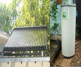 Système de chauffage solaire fendu solaire de l'eau de système d'eau chaude de pression