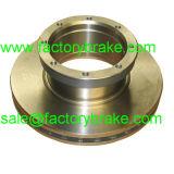 pour Mercedes-Benz Truck Brake Disc 9754230012/9754230612/9754230312