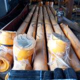 표준 조립된 유연한 시멘트 나사형 콘베이어