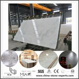 Bello New Home Decor con White Marble per Kitchen/Bathroom Floor/Wall