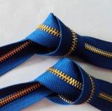 Chiusura lampo ecologica del metallo dei pattini dei sacchetti di indumento del fornitore della Cina