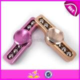 Juguetes adultos creativos de la persona agitada del hilandero de la mano del metal para la ansiedad W01A226