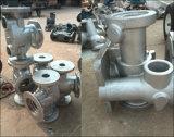 中国の精密金属の鋳造の鋳物場