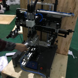 Machine d'impression d'écran de tubes doux cosmétiques